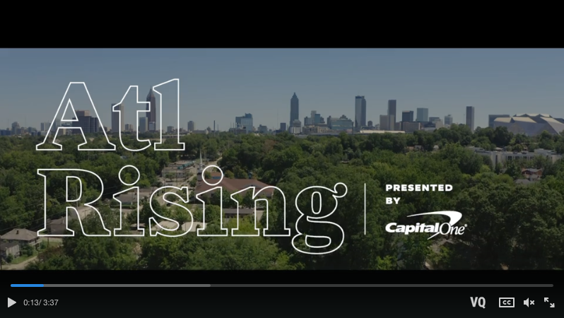 ATL Rising featuring C.D. Moody Construction - presented by Capital One