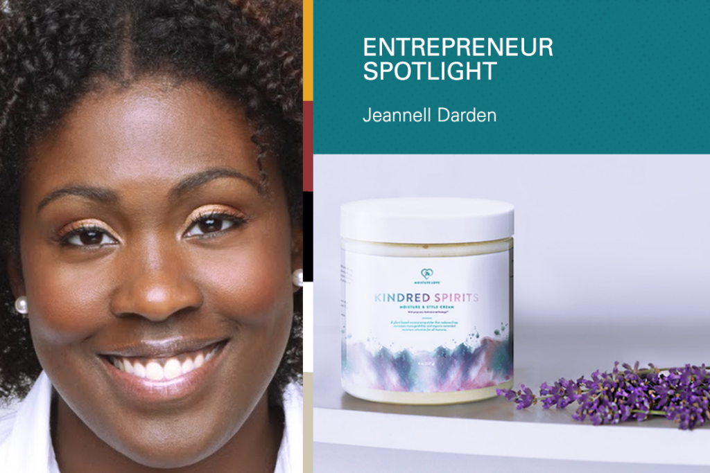 Jeannell Darden - Atlanta Black entrepreneur